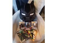 Black Panther Collection, Various items, POP Vinyls