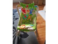 Fisher Price Infant to Toddler Rocker. Barely used, in brand new condition still with tags on.