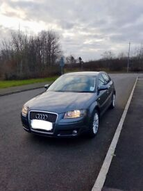 Immaculate Audi A3 2.0 TDI 6 Speed Special Edition