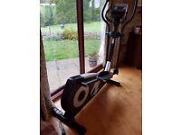 NordicTrack E 5.0 Elliptical Trainer £300