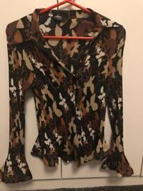 M&S ladies blouse size 12