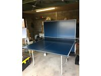 Butterfly Table Tennis Table (full size)