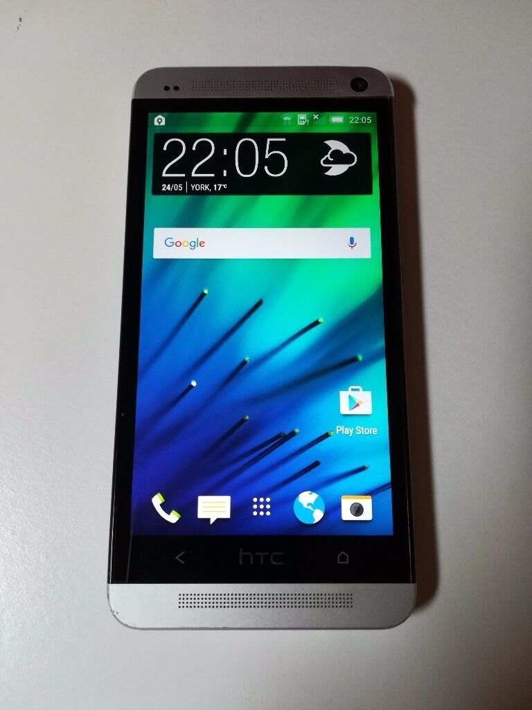 HTC One M7 Rooted Smartphonein York, North YorkshireGumtree - HTC One M7 Smartphone. Its in a used but good condition, a few marks around the sides as shown in the pictures. No damage to the screen. Selling due to upgrade. The device has been rooted and is currently running the Android Revolutions ROM. Nice...