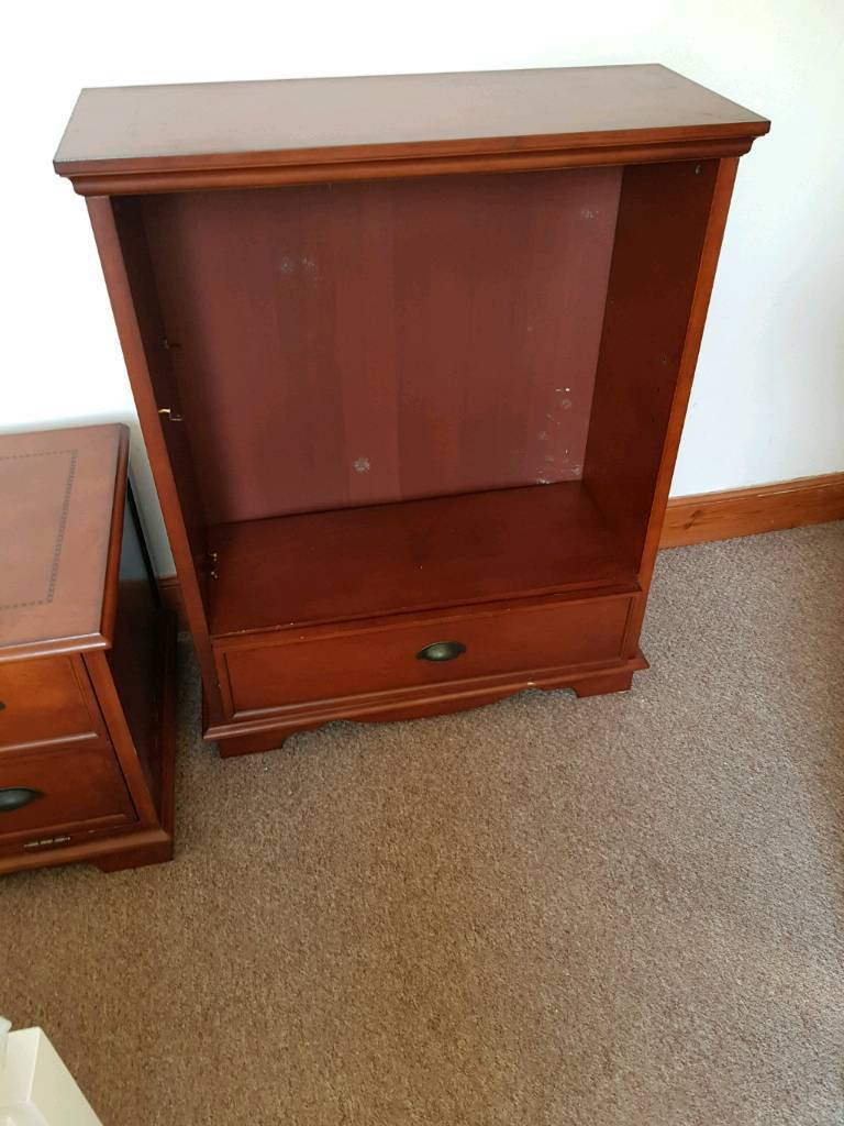 Book case and tv unit