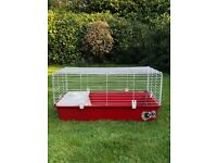 Indoor rabbit cage (as good as new)