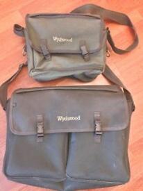 Wychwood fishing bags x2