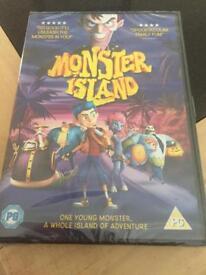 Monster Island dvd