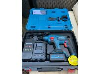 As new Erbauer hammer drill