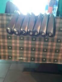 Mizuno golf clubs jpx ez irons