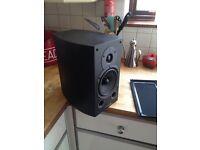 Warfdale diamond 9.1 speakers.