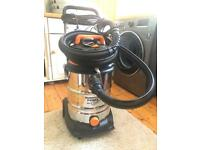 DJM 30ltr wet & dry valeting machine