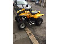 Quadzilla 300s road legal 55 plate
