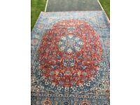 New zealand wool rug 203x 275