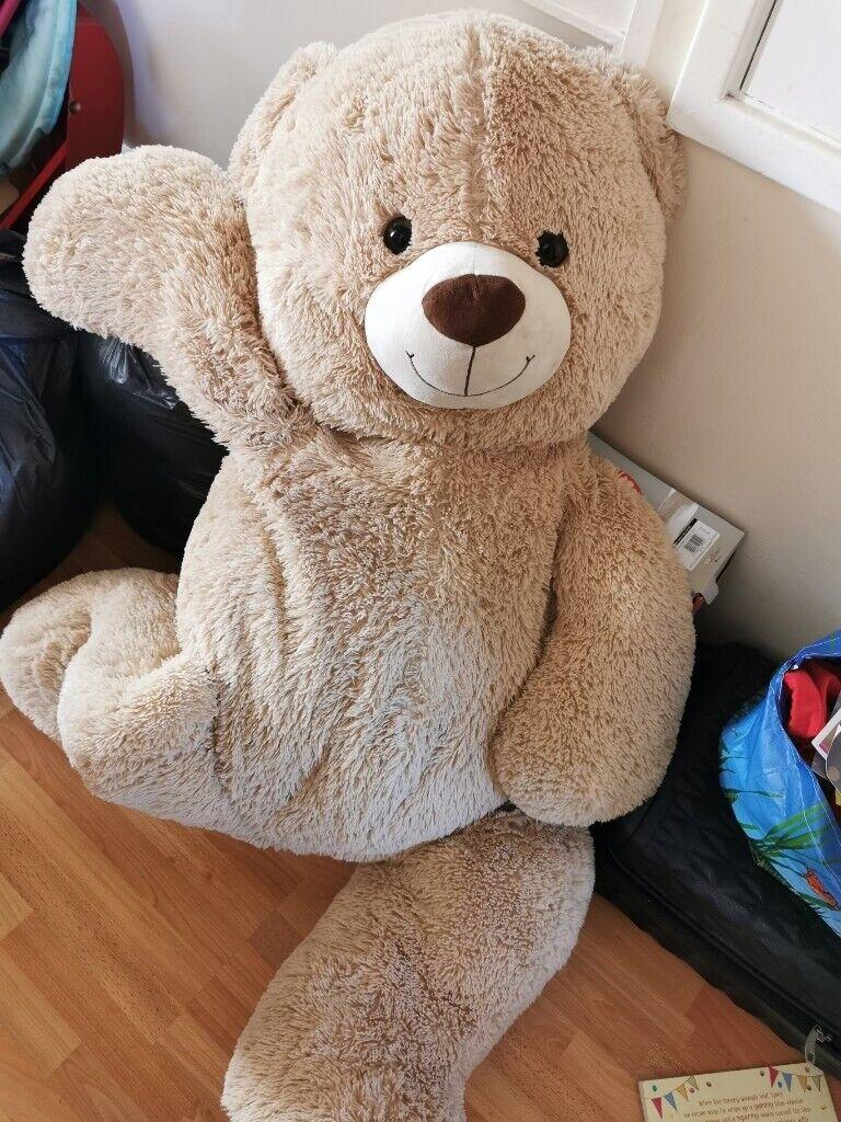 5ft Teddy bear
