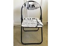 Paris Folding Chair