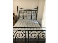 Ikea King size victorian bed