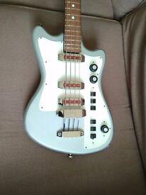 Vintage Soviet Bass - USSR, '70s
