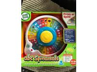 Leap Frog abc spinamals