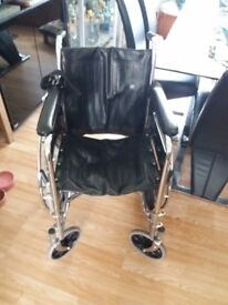 Good working order wheel chair not required anymore