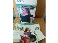 Boba baby wrap / stretchy sling / carrier - great condition - colour: NAVY BLUE