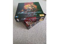 Mousquetaries du Roy - board game