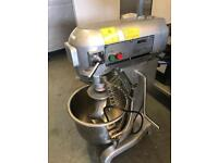 Commercial dough mixer catering equipment restaurant hotels pubs cafe bakery takeaway equipment