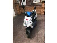 50cc scooter lexmoto echo
