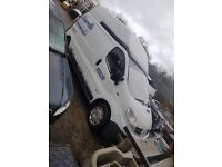 Renault Traffic High Roof Van for sale