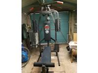 York 2002 multi gym