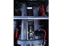 Mazda Mx5 MK1 chrome