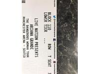 Ariana Grande Ticket