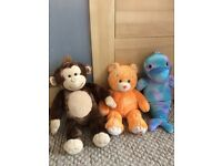 3 build a bear bundle toys