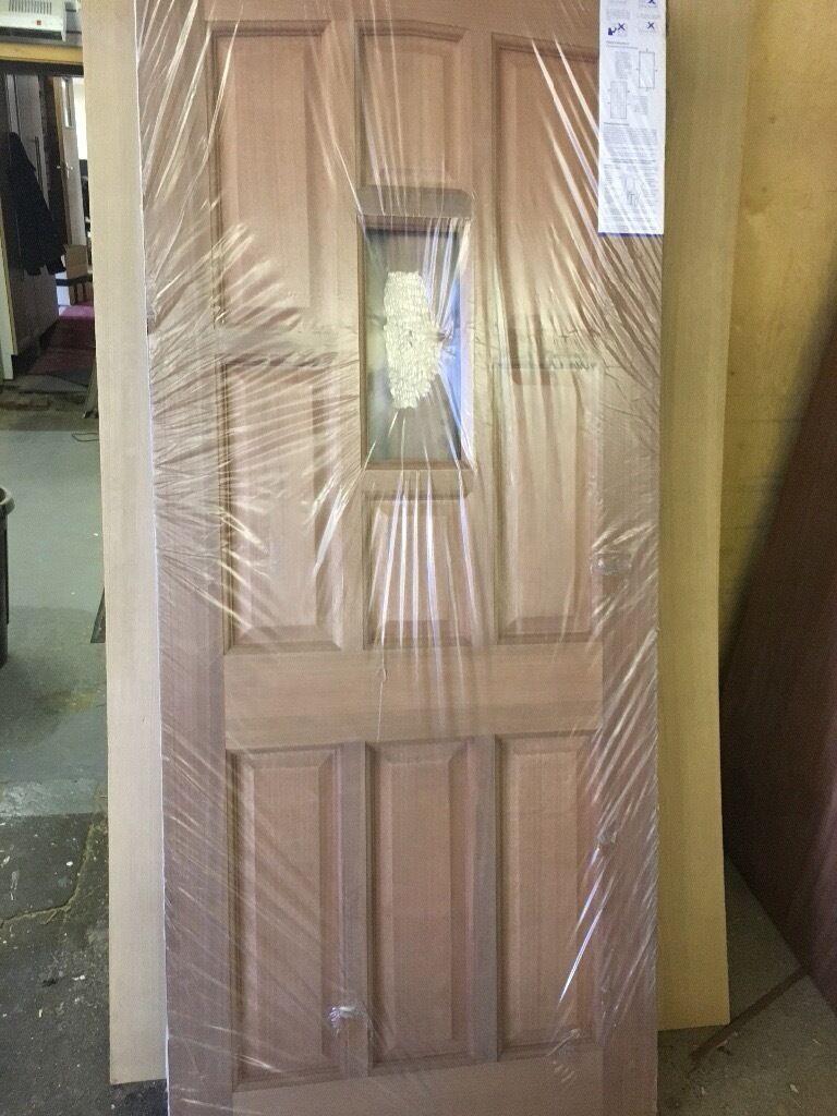 Hardwood Exterior Elizabethan Door