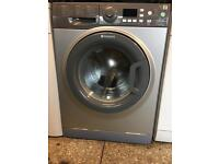 Hot point futura silver washing machine 6kg