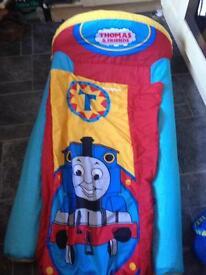 Thomas Tank Engine ready bed