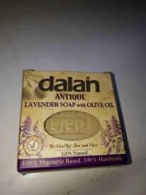 Organic lavender&olive oil soap