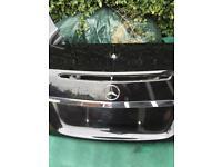 Mercedes E250 sport 2011 Boot Lid