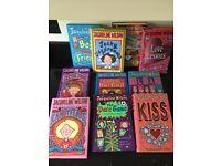 Jacqueline Wilson Books. X 10