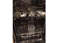 Smeg slimline dishwasher