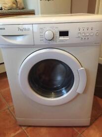 SOLD SOLD SOLD SOLD Washing machine Beko 7kg 1300 spin