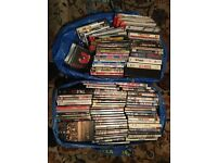 Good range of DVDs