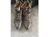 Next Leather Shoes size 7/41