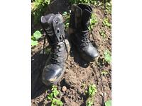 Viper army boots waterproof