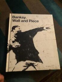 Banksy Wall & Piece