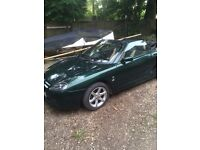 MG TF 1.8 49k only immaculate + hardtop