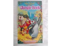 WALT DISNEY CLASSIC THE JUNGLE BOOK VHS