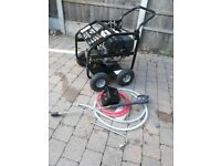 Wilks USA TX850 Pressure Washer