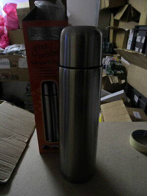 BOYZ TOYS GONE OUTDOORS Vacuum Flask - RY511 - 1 litre capacity  - NEW & BOXED