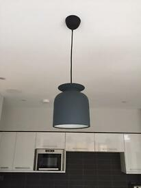 Designer light fitting
