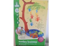 ELC Monkey Business Game Brand New for 3-8 year olds